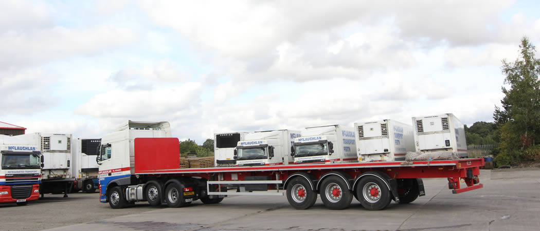 McLaughlan Transport, Haulage and distribution company Perth Scotland