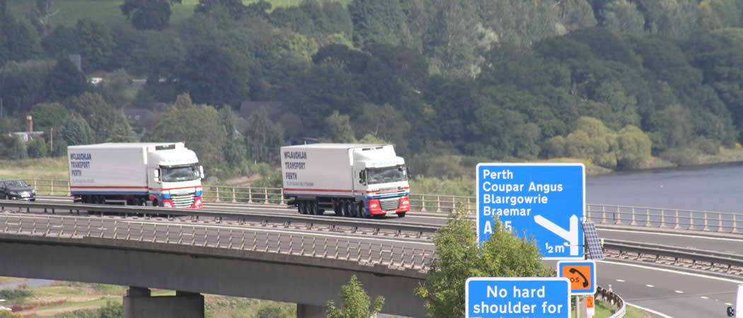 McLaughlan Transport Perth Scotland